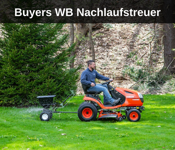 Buyers WB Nachlaufstreuer