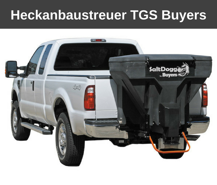 Heckanbaustreuer TGS Buyers