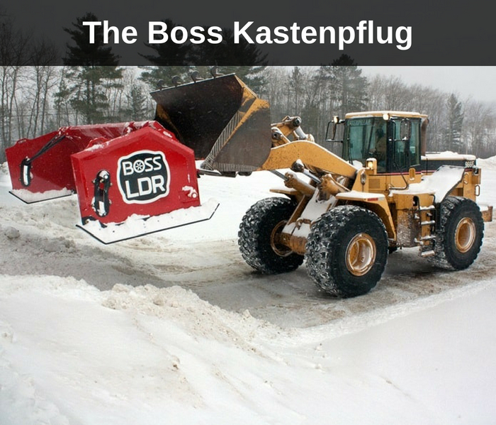 The Boss Kastenpflug