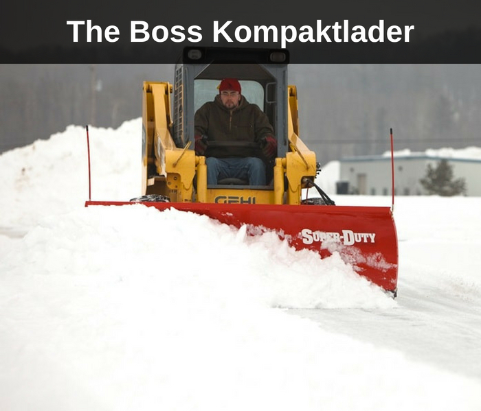The Boss Kompaktlader